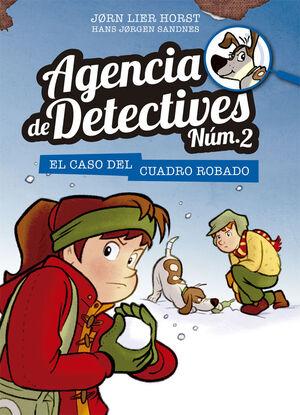 AGENCIA DE DETECTIVES NÚM. 2 - 4. EL CASO DEL CUADRO ROBADO