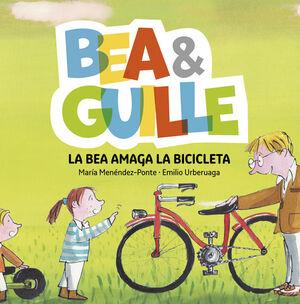 BEA & GUILLE 4. LA BEA AMAGA LA BICICLETA