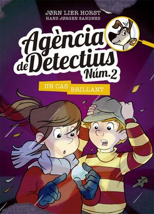 AGÈNCIA DE DETECTIUS NÚM. 2 - 6. UN CAS BRILLANT