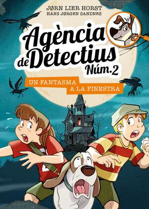 AGÈNCIA DE DETECTIUS NÚM. 2 - 10. UN FANTASMA A LA FINESTRA