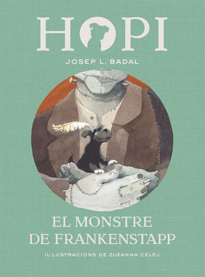 HOPI 12. EL MONSTRE DE FRANKENSTAPP
