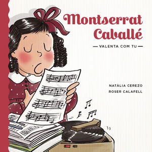 VALENTA COM TU. MONTSERRAT CABALLÉ