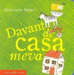 DAVANT DE CASA MEVA