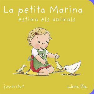 EL PEQUEÑO EDU. LA PETITA MARINA ESTIMA ELS ANIMALS