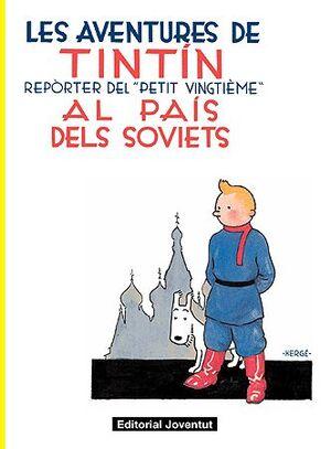 TINTIN AL PAIS DELS SOVIETS CATALA
