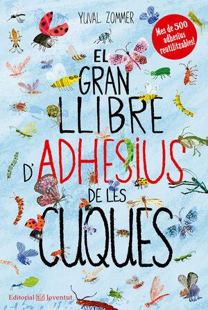 EL GRAN LLIBRE D'ADHESIUS DE LES CUQUES