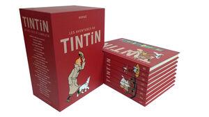 TINTÍN BOX. LA COL·LECCIÓ COMPLETA