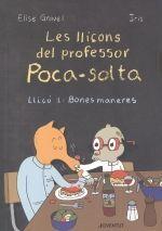 LLICONS DEL PROFESSOR POCA SOLTA LLICO 1 BONES MANERES CATA