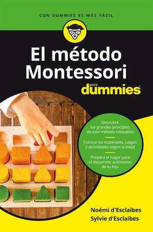 EL MÉTODO MONTESSORI PARA DUMMIES