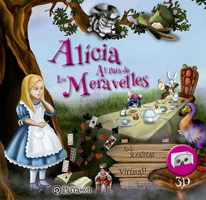 ALICIA EN EL PAÍS DE LES MERAVELLES (SET VR-AR)