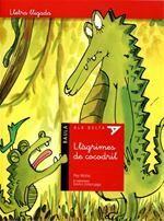 LLÀGRIMES DE COCODRIL - LLETRA LLIGADA