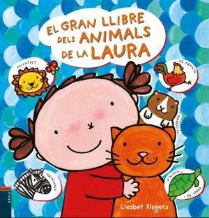 EL GRAN LLIBRE DELS ANIMALS DE LA LAURA