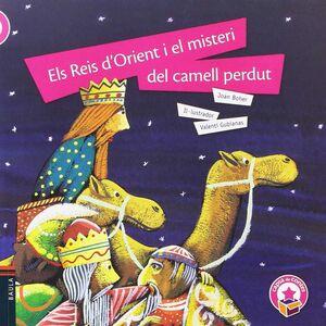 ELS REIS D'ORIENT I EL MISTERI DEL CAMELL PERDUT (RÚSTICA)