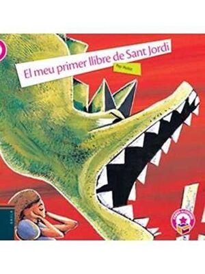 (CAT).3.MEU PRIMER LLIBRE DE SANT JORDI, EL.(CAPSA