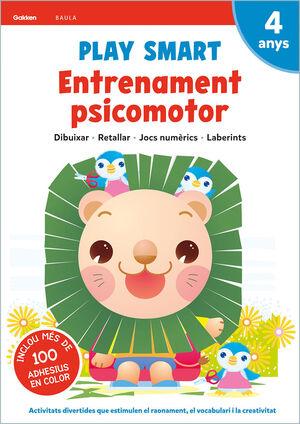 PLAY SMART ENTRENAMENT PSICOMOTOR 4 ANYS