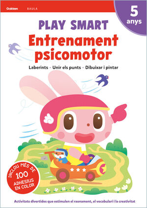 PLAY SMART ENTRENAMENT PSICOMOTOR 5 ANYS