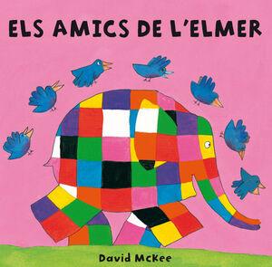ELS AMICS DE L'ELMER (L'ELMER. MANS PETITONES)