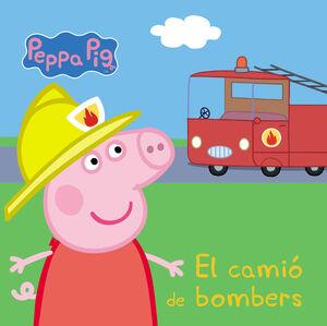 PORQUETA PEPA, LA. CAMIO DE BOMBERS (CAR