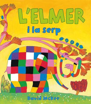 L'ELMER I LA SERP (L'ELMER. ÀLBUM IL·LUSTRAT)