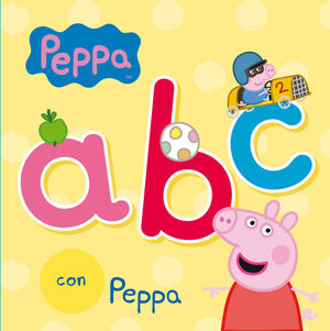 PEPPA PIG. ABC CON PEPPA (CARTON)