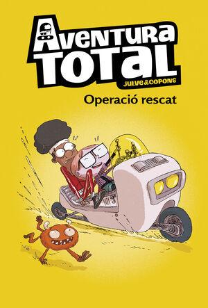 OPERACIÓ RESCAT (SERIE AVENTURA TOTAL)