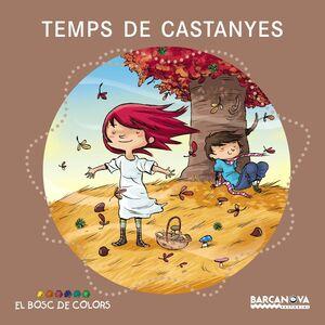 TEMPS DE CASTANYES