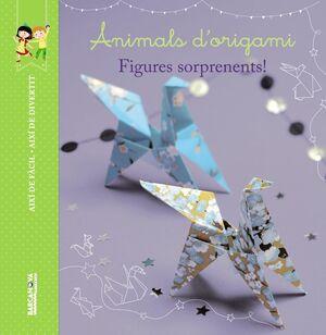 ANIMALS D'ORIGAMI