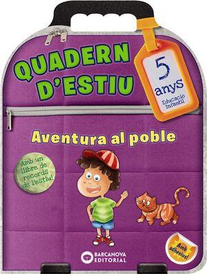 AVENTURA AL POBLE 5 ANYS