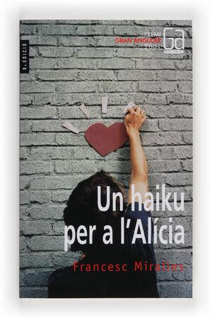 UN HAIKU PER A L'ALÍCIA