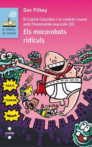 ELS MOCOROBOTS RIDÍCULS