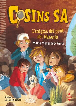 COSINS, SA 2 EL SECRET DEL PONT DEL NARANJO
