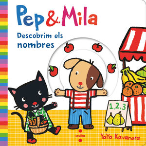 PEP & MILA DESCOBRIM ELS NOMBRES