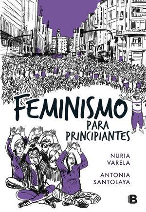 FEMINISMO PARA PRINCIPIANTES (COMIC BOOK