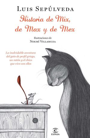 HISTORIAS DE MIX, DE MAX, Y DE MEX