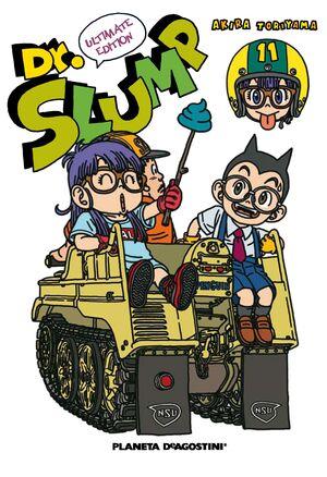 DR. SLUMP Nº 11/15