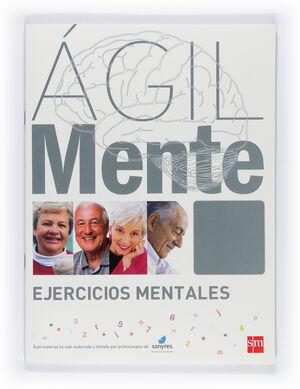 ÁGILMENTE: EJERCICIOS MENTALES. GRIS