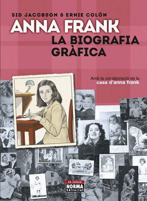 ANNA FRANK, LA BIOGRAFIA GRÀFICA