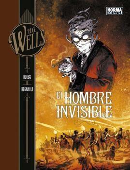 COLECCIÓN H.G. WELLS. EL HOMBRE INVISIBLE