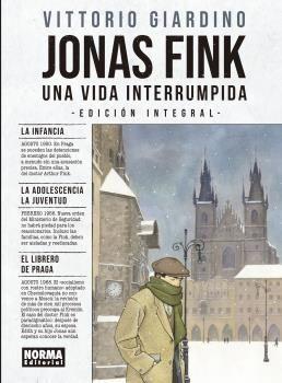 JONAS FINK, UNA VIDA INTERRUMPIDA. EDICIÓN ESPECIAL CON DVD