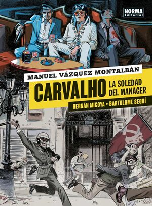 CARVALHO 2. LA SOLEDAD DEL MÁNAGER