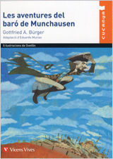 LES AVENTURES DEL BARO DE MUNCHAUSEN. MATERIAL AUXILIAR