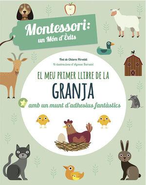 EL PRIMER LLIBRE DELS ANIMALS DE GRANJA (VVKIDS)