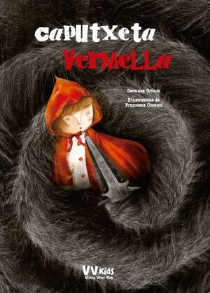 LA CAPUTXETA VERMELLA (VVKIDS)