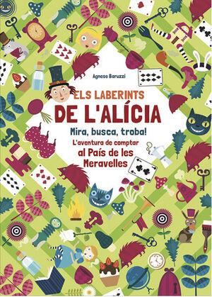 ELS LABERINTS D'ALICIA (VVKIDS)