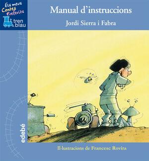 MANUAL D'INTRUCCIONS, DE JORDI SIERRA I FABRA