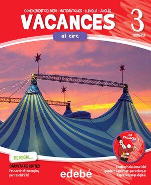 VACANCES 3EP. AL CIRC