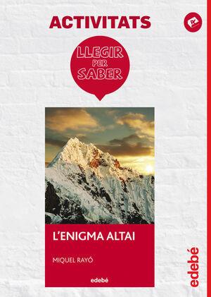 LLEGIR PER SABER: L'ENIGMA ALTAI