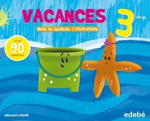 PACK VACANCES 3 ANYS