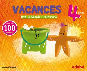 PACK VACANCES 4 ANYS