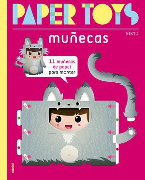PAPER TOYS: MUÑECAS